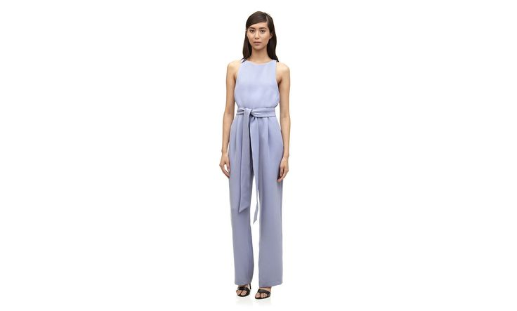 (Hourglass) Suzu Crepe Jumpsuit. Whistles. $382.