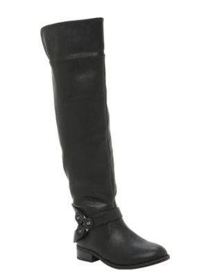 Over the Knee Harness Boot. Torrid. $79.50