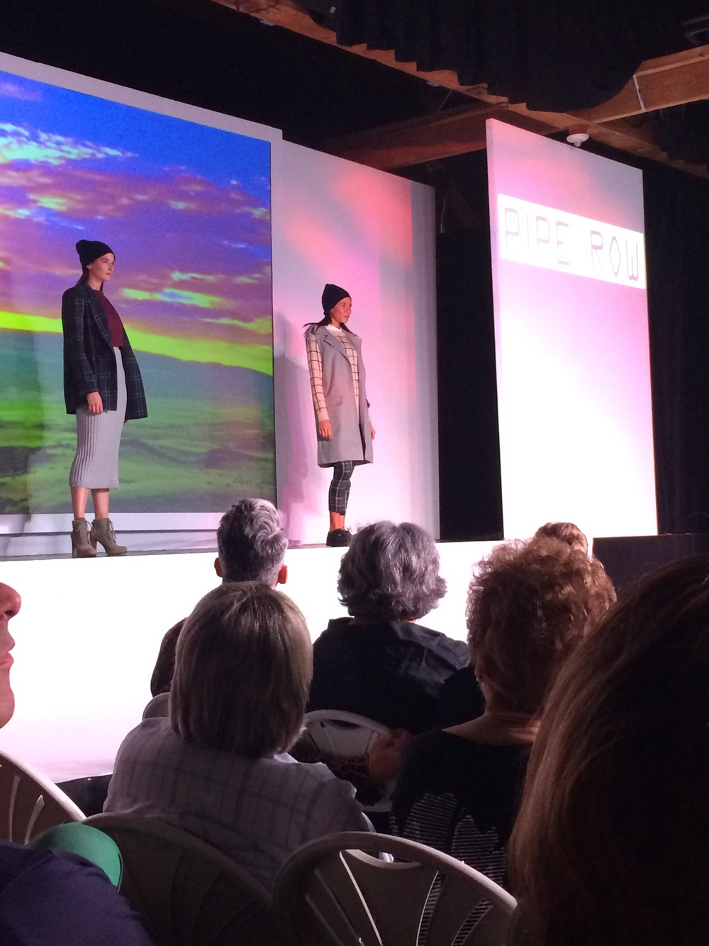 Fashion First Seattle 2014.