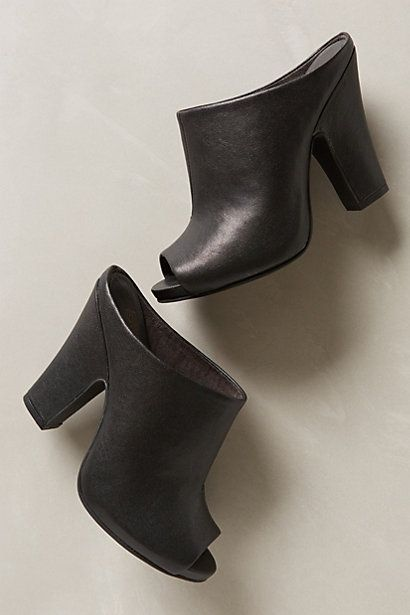 Aram Mules. Anthropologie. Was: $100 Now: $80.