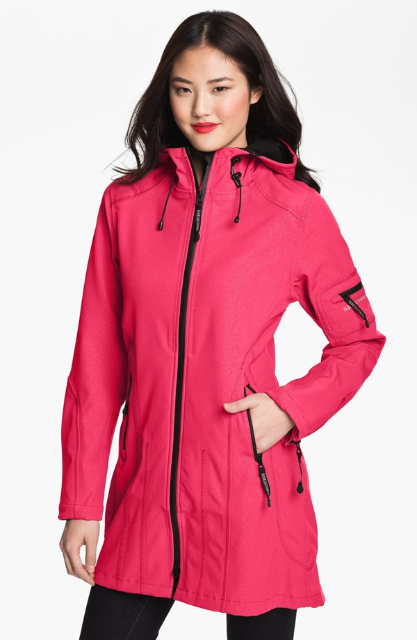 Ilse Jacobsen Hornbaek Hooded Raincoat. Available in multiple colors. Nordstrom. $329.