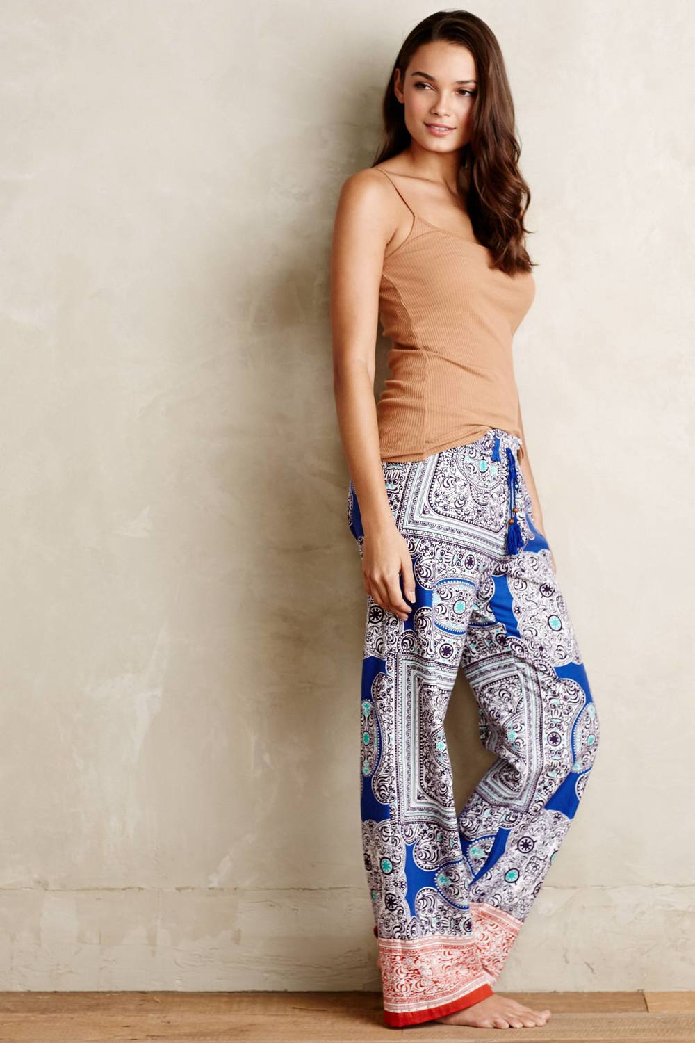 Amina Loungers. Anthropologie. $49.50. (This is the second most expensive thing on the list!)