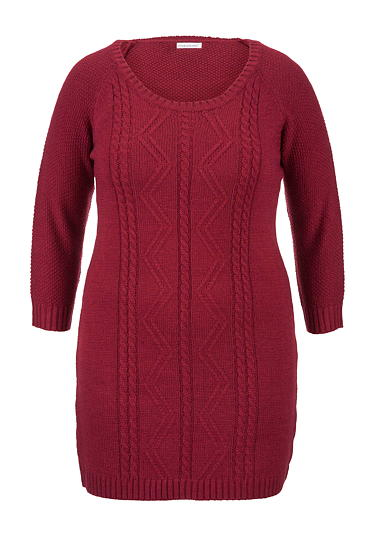 Cable Knit Sweater Dress. Maurices. $54.00