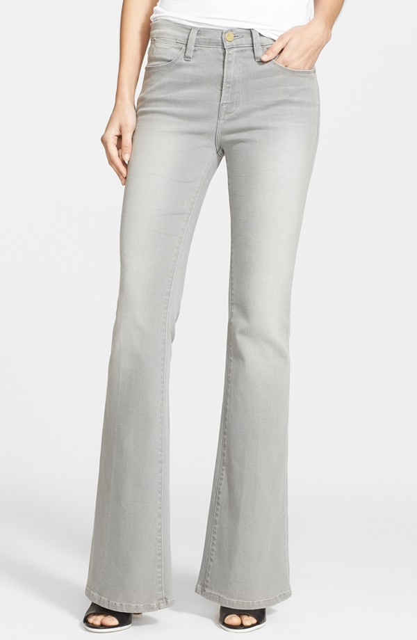 Frame Denim Le High Flare High Waist Jeans (Hardy) Available in multiple washes, listed separately on the site. Nordstrom. $219.