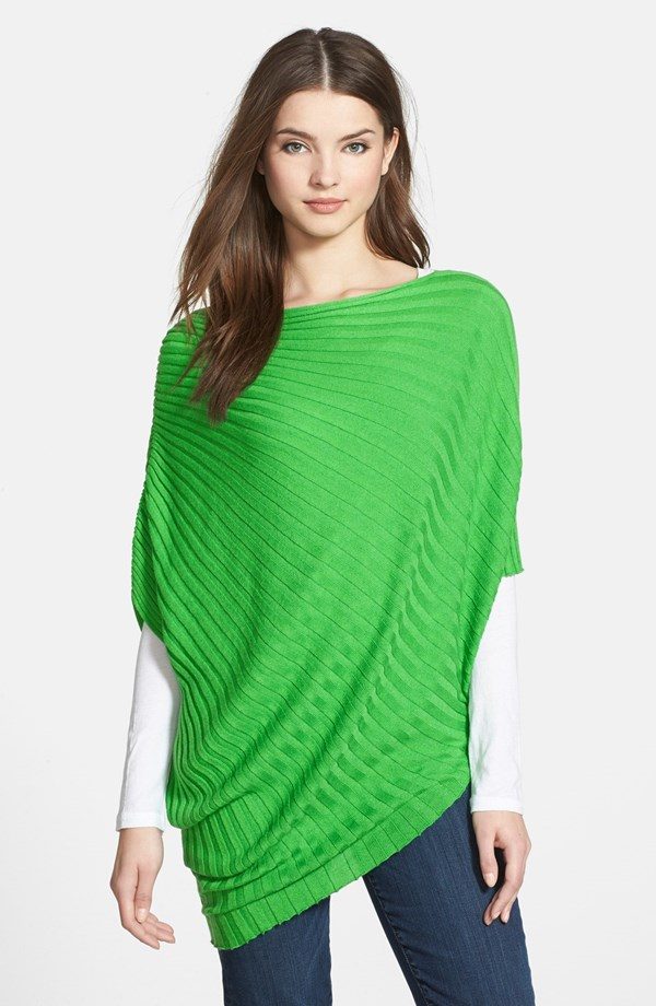 Chaus Ruched Sleeve Boatneck Sweater. Nordstrom. $59.