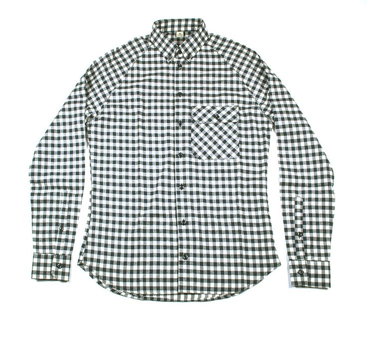 Freeman Staple Shirt. Available in multiple patterns, colors. Freeman Seattle. $140.