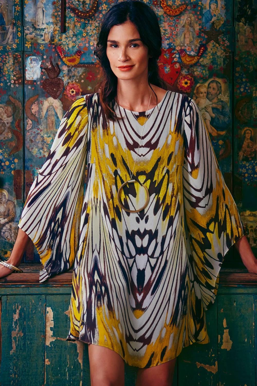 Sarita Swing Dress. Anthropology. $188.