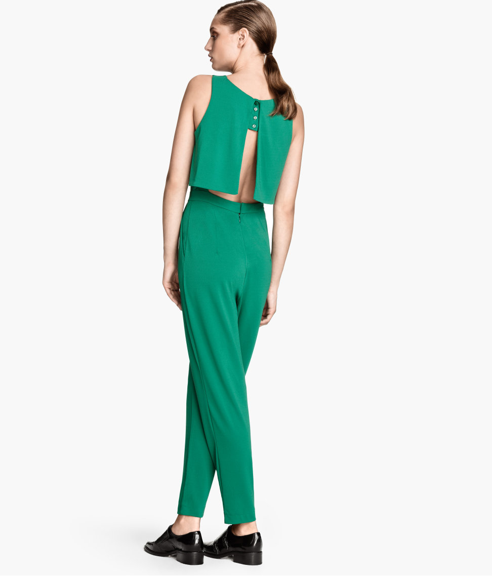 Sleeveless Jumpsuit. H&M. $49.95.