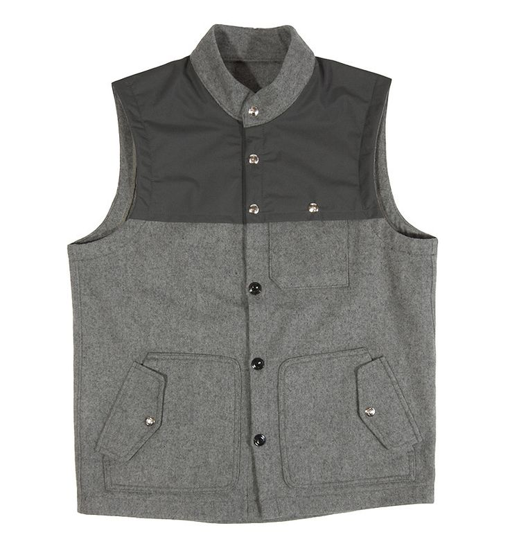 Freeman Commodore Vest. Available in multiple colors. Freeman Seattle. $180.