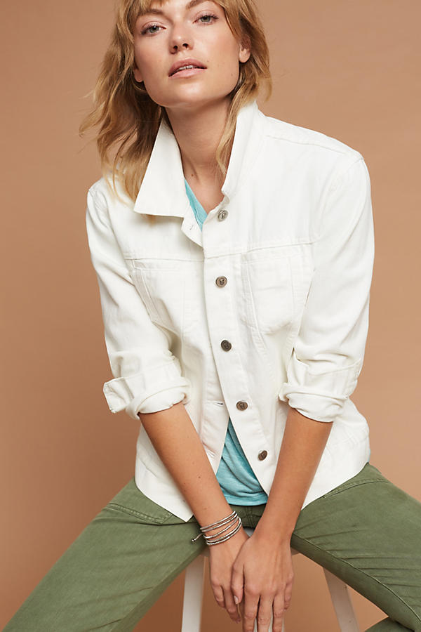 Pilcro Denim Boyfriend Jacket. Anthropologie. $88.