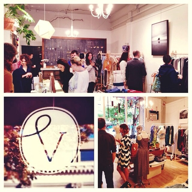 The very first Poplin event took place at local favorite, Velouria, when it was still located in Ballard. Click on the image to see the details from what feels like a lifetime ago. And yes, I already was obsessed with Marimekko (clearly).