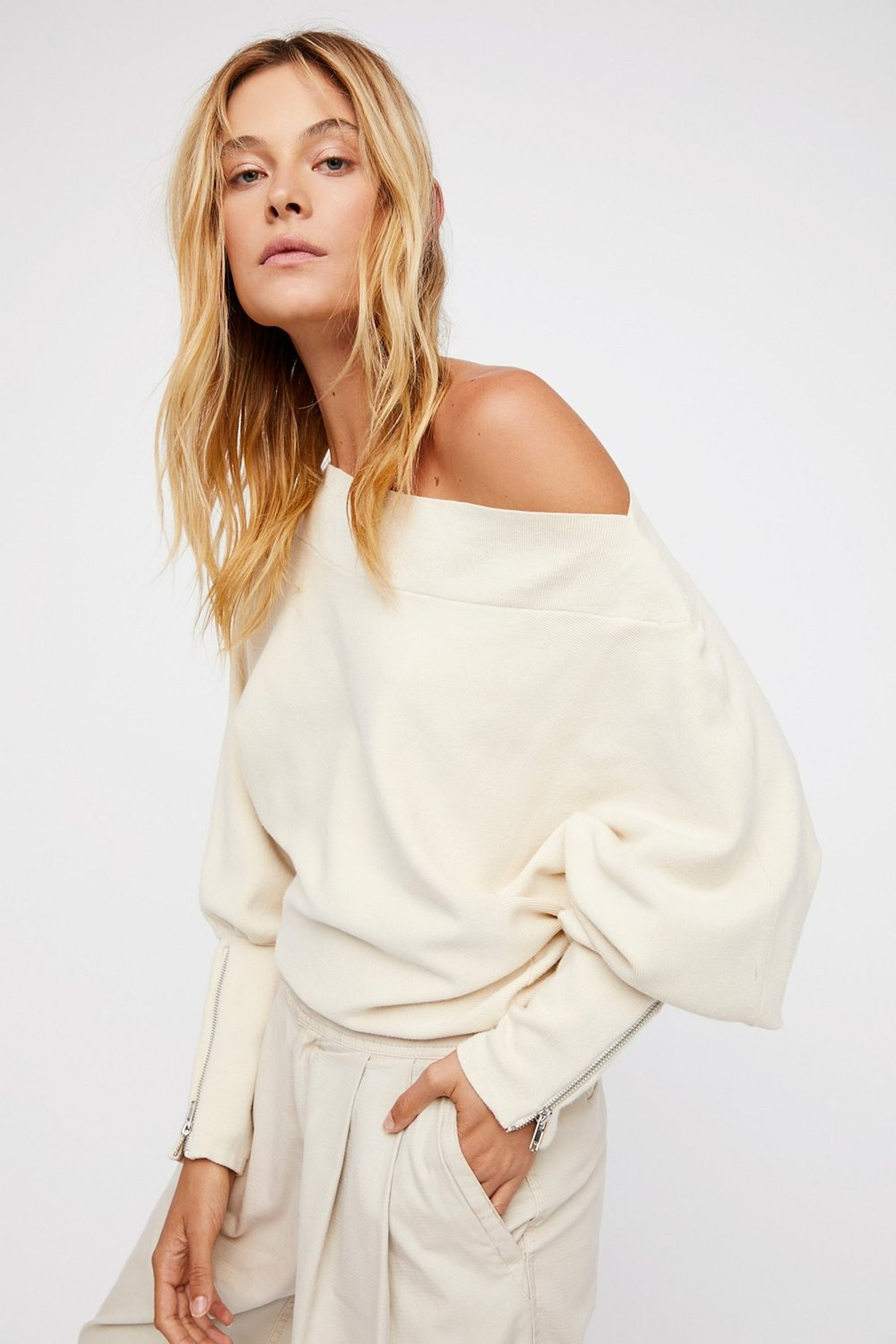 Hide and Seek Sweater. Available in multiple colors. Free People. $128.