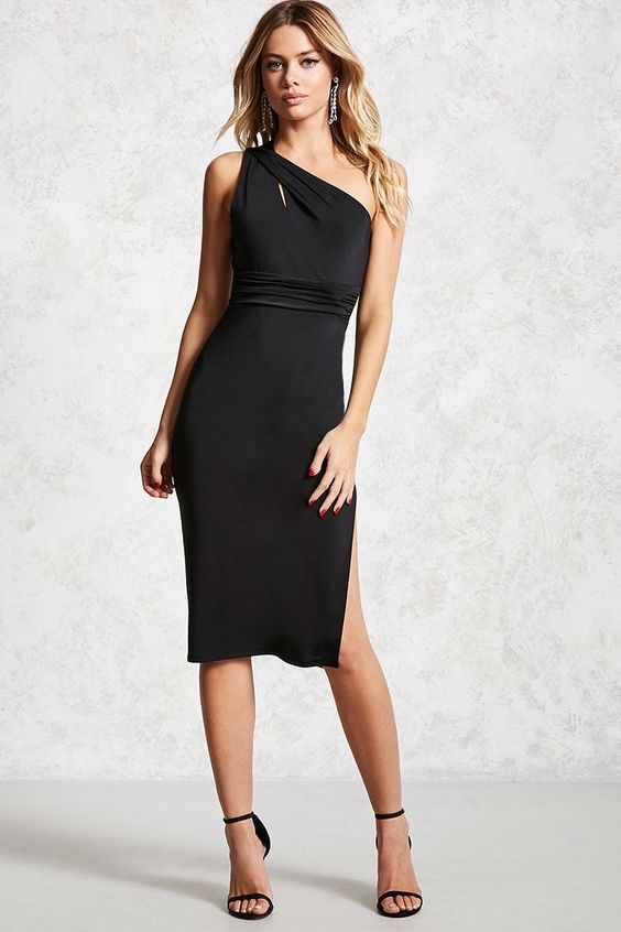 Contemporary Bodycon Dress. Forever 21. $15.