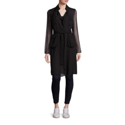 Diane von Furstenberg Blaine Silk Jacket. Saks Off 5th. Was: $448. Now: $178.