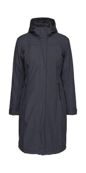 ILSE JACOBSEN RAIN 94. Available in navy, black. Pirkko. $457.