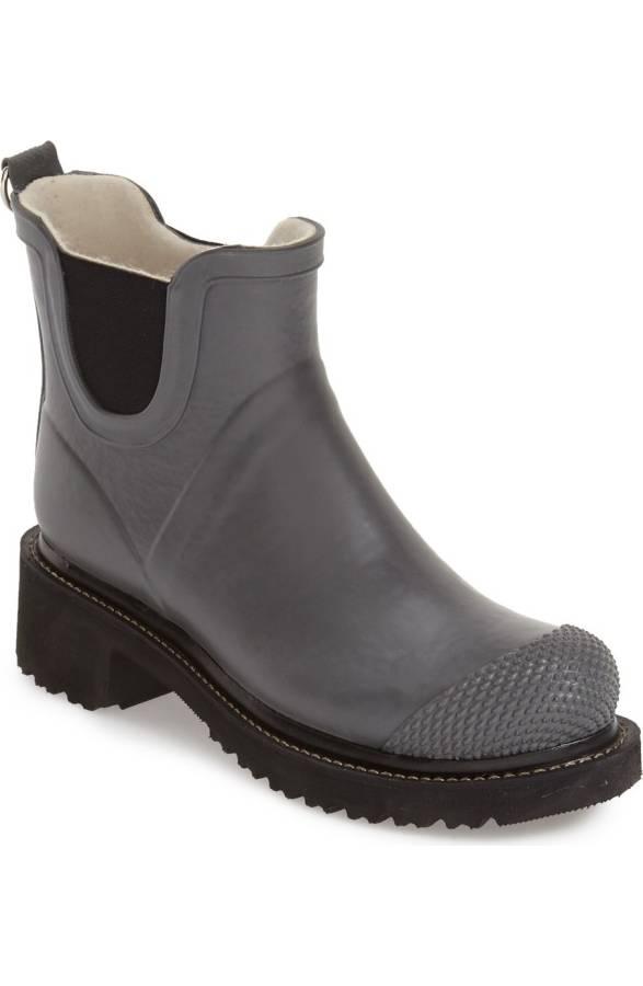 Ilse Jacobsen Hornbaek 'RUB 47' Short Waterproof Rain Boot. Available in multiple colors. Nordstrom. $219.