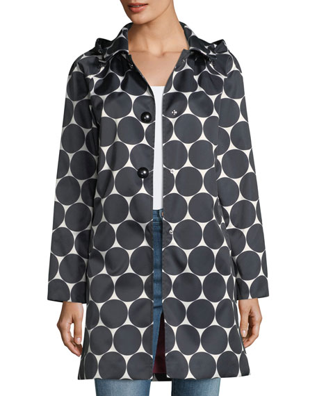 Kate Spade New York Rain Printed Dot Jacket. Zappos. $298.