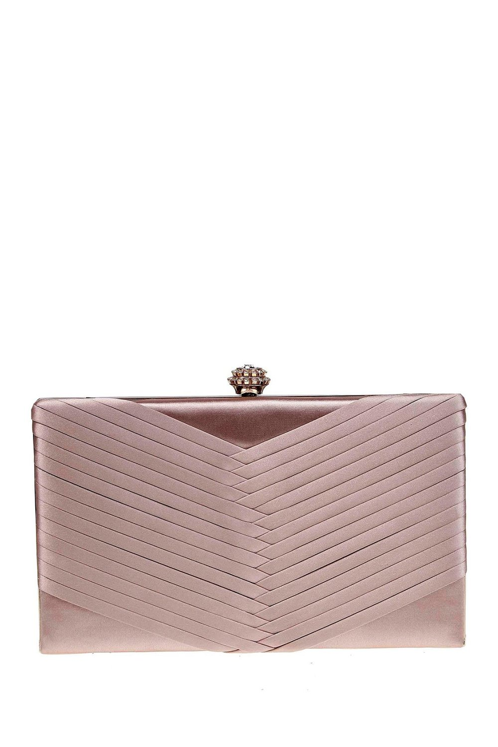 Badgley Mischka  Dish Box Clutch. Available in multiple colors. Nordstrom Rack. Was; $250. Now: $119.