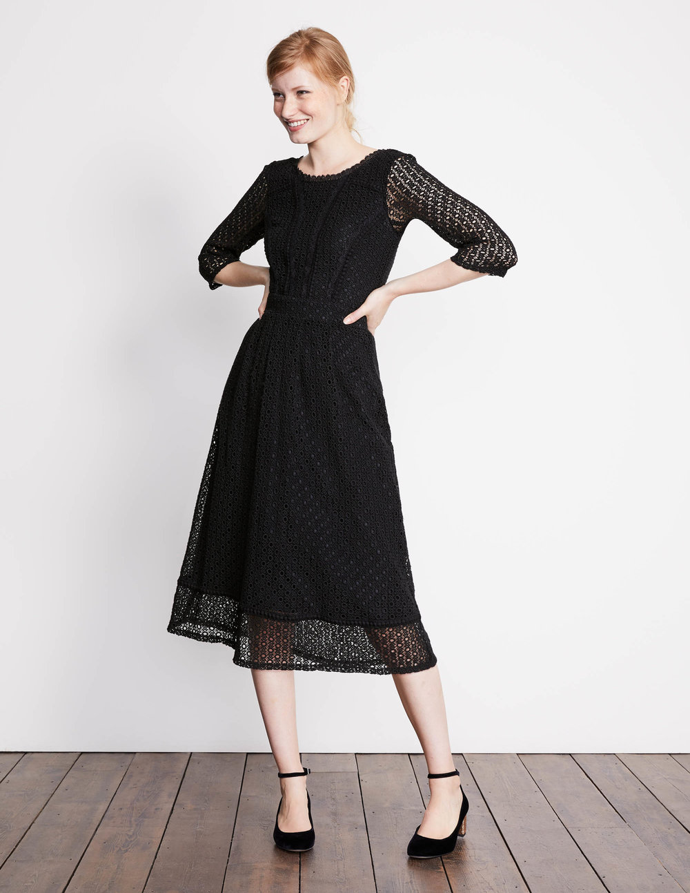 PRUDENCE LACE DRESS. Boden. $290.