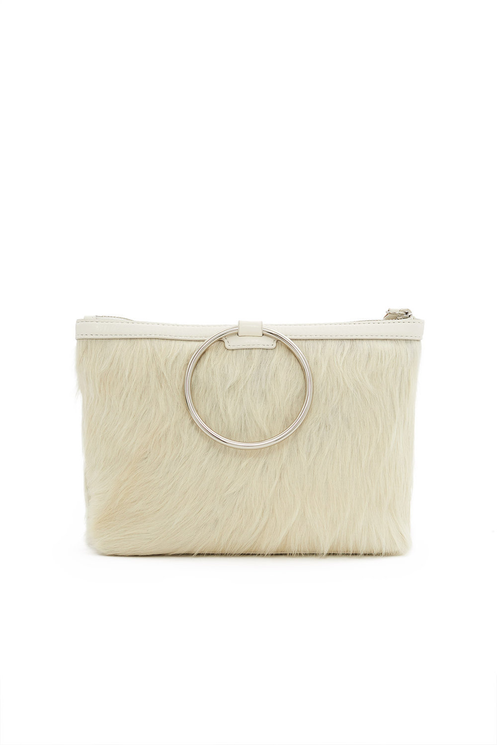 KARACALF HAIR RING POUCH. Opening Ceremony. $350.