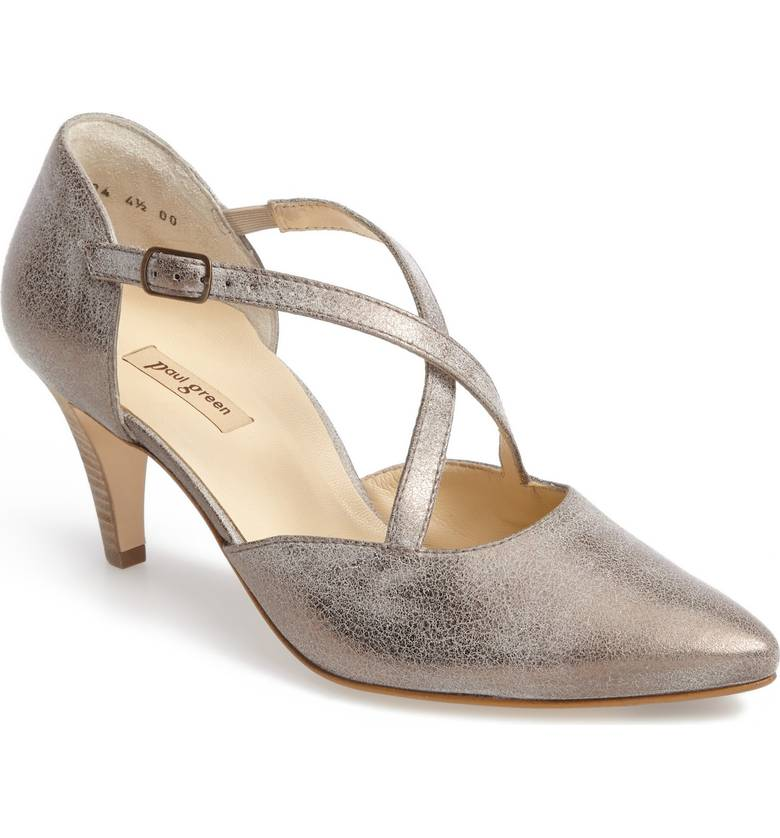 Paul Green Nuance Pump. Nordstrom. Was: $320. Now: $191.