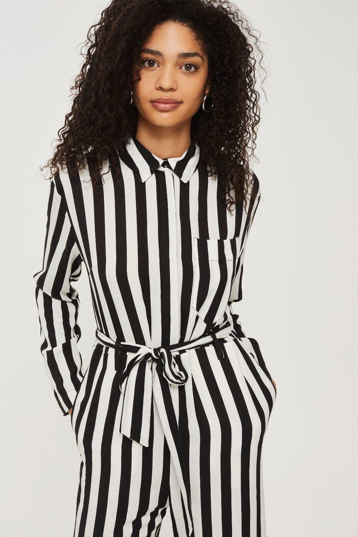 Humbug Striped Boiler Suit Romper. Topshop. $100.