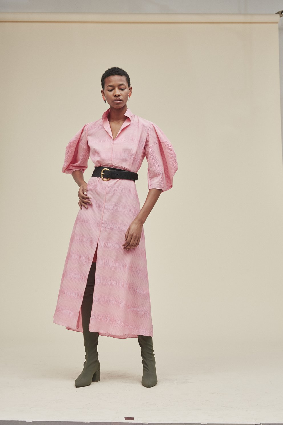 I'm not sure what's going on over at Rachel Comey, but this bad ass option is on the site without a price or description. Love it? Get over there and see if the info has been updated.