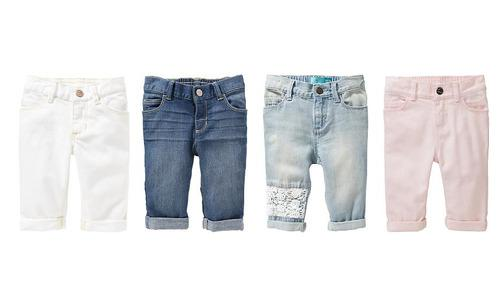 Old Navy's Boyfriend Jeans for Baby Spark Debate. Yahoo Parenting.