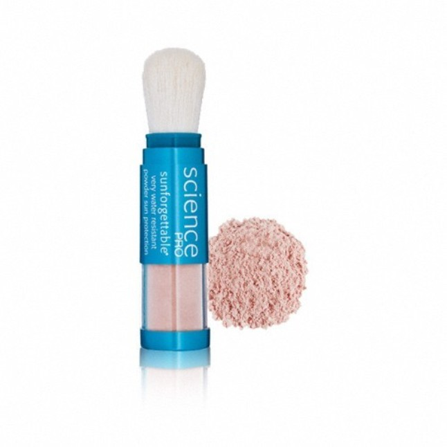 Colorescience Sunforgettable SPF 30 Loose Mineral Powder Protection Sunscreen Brush. Cake Skincare. $57.