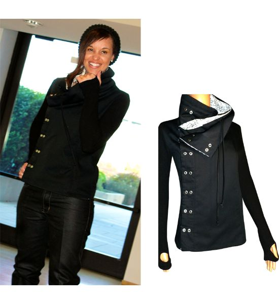 The Rebel Jacket. HAUTE BUTCH. $159.