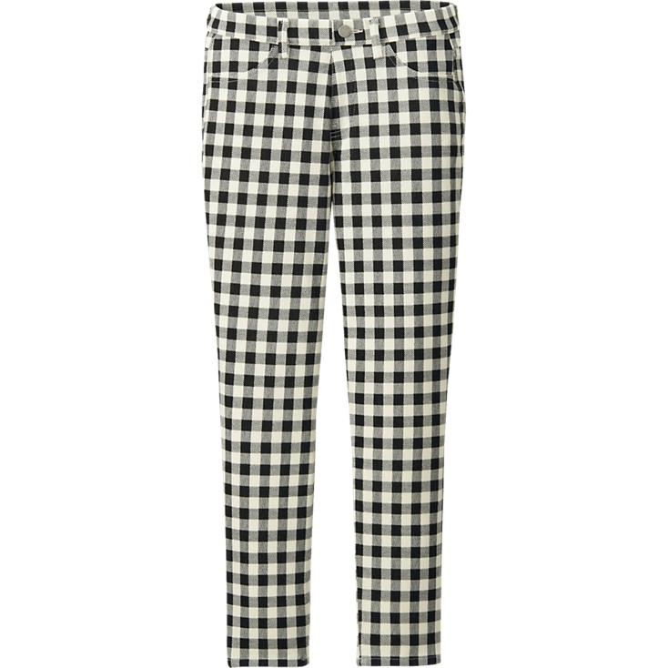 Print Cropped Leggings Pants. Available in multiple colors and prints. Uniqlo. $29.90.
