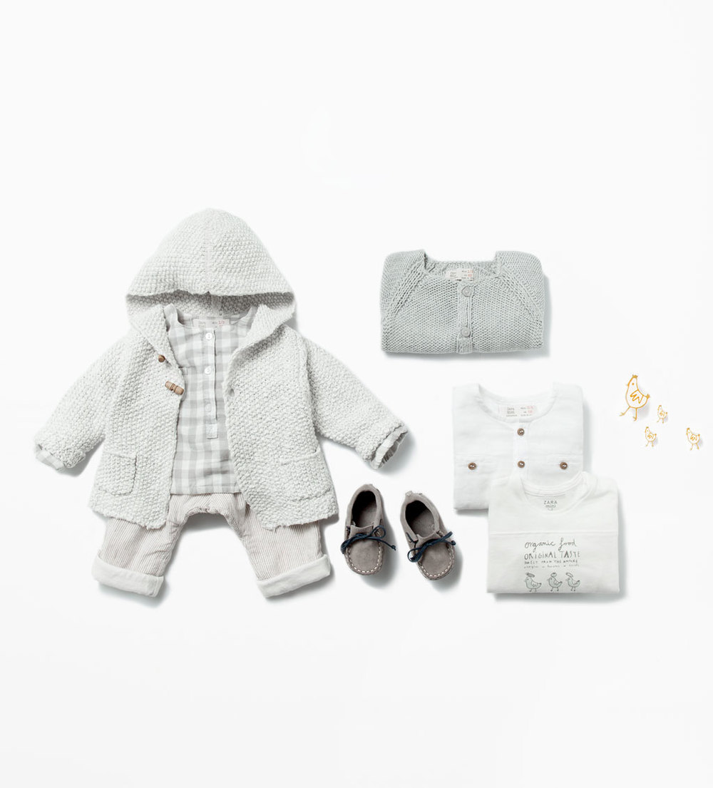 Yes! Zara mini and Zara kids offer some of my favorite looks for kids right now.