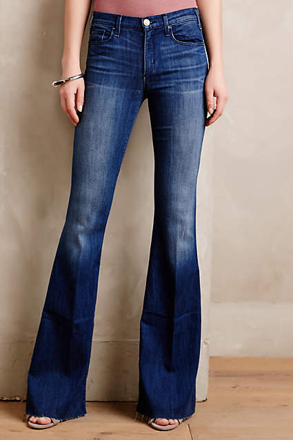 McGuire Majorelle Flare Jeans. Anthropologie. $228.