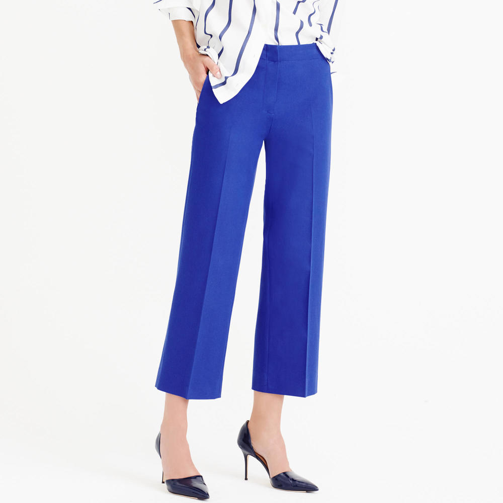 J. Crew Patio Pant. Available in multiple colors. J. Crew. $98.