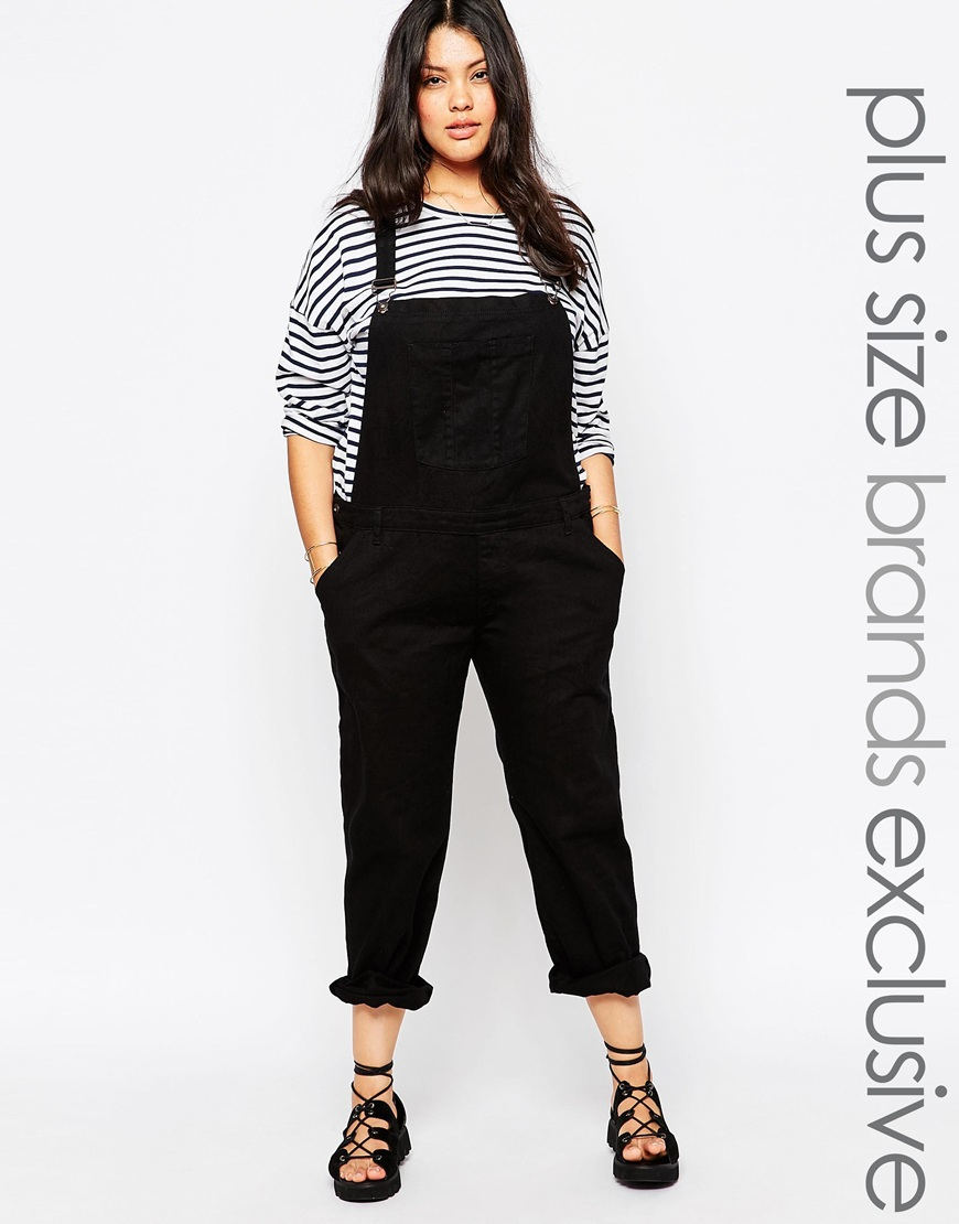 Alice & You Denim Overalls. ASOS. $77.