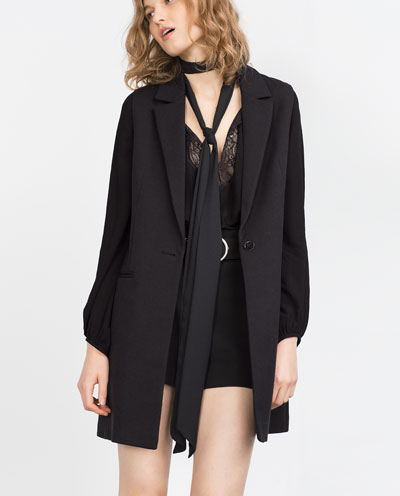 Tie Style Scarf. Zara. $9.