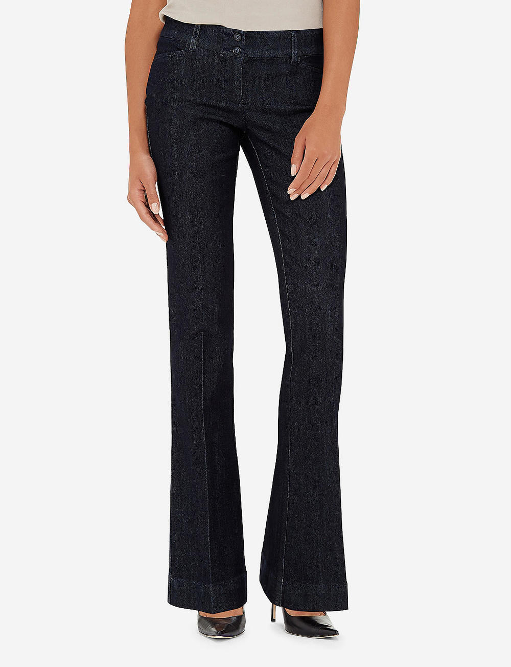 678 Fit & Flare Jeans. The Limited. Was: $79 Now: $39.