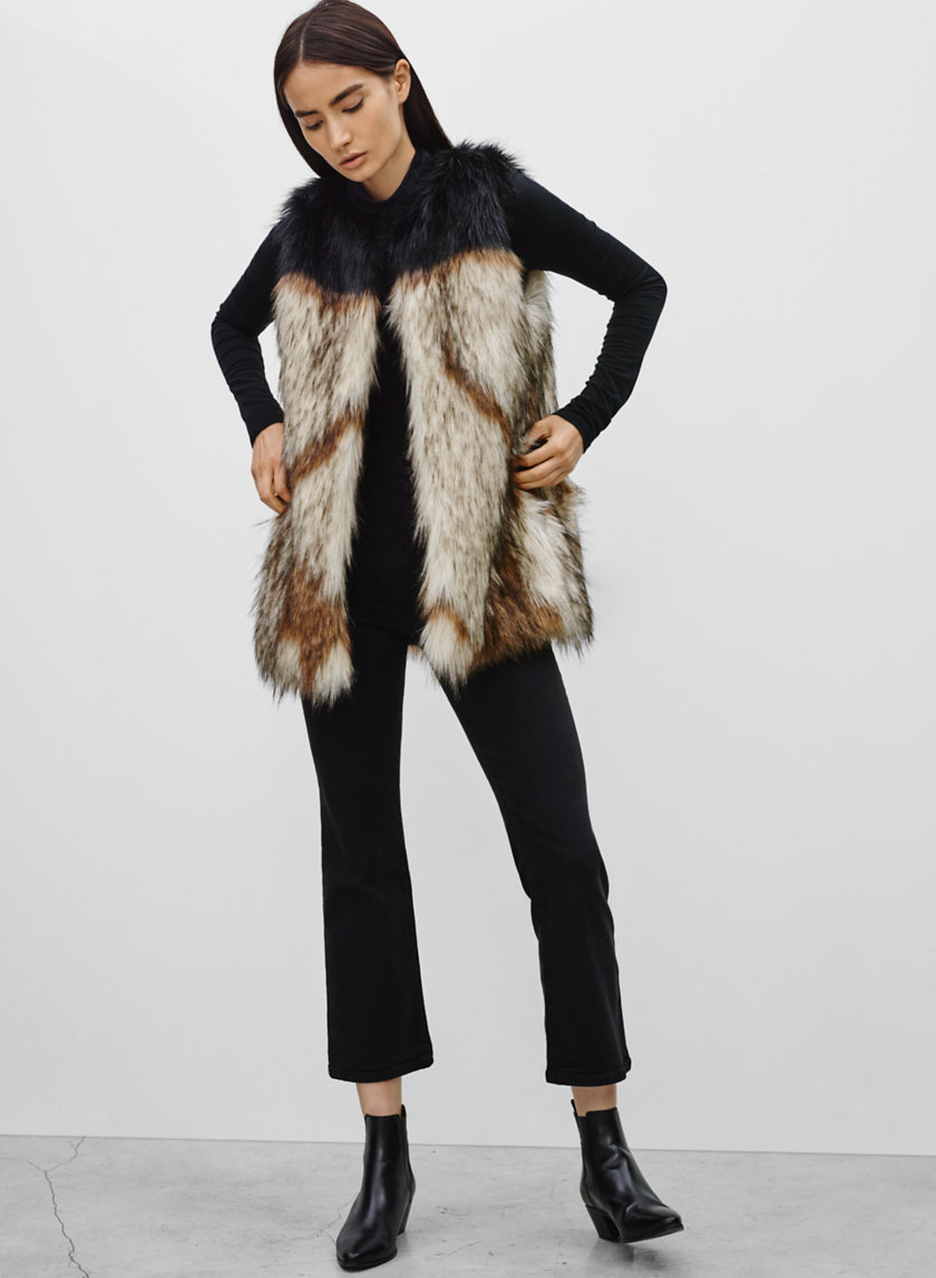Talula Romilly VEst. Aritzia. Was: $135 Now: $67.