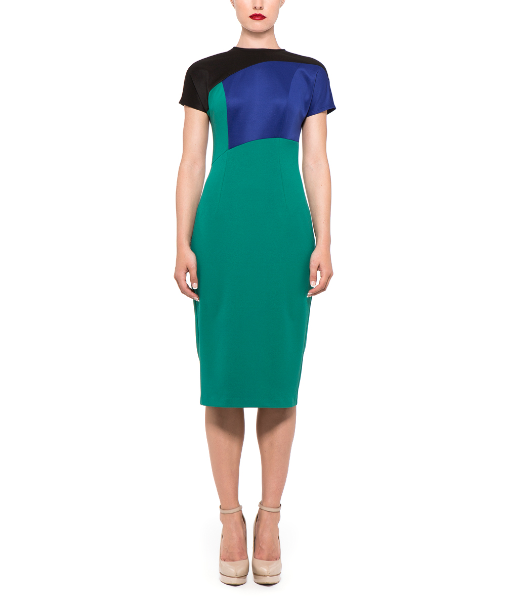 Alexia Admor Color Block Sheath Dress. Zulily. Was: $179 Now: $59.