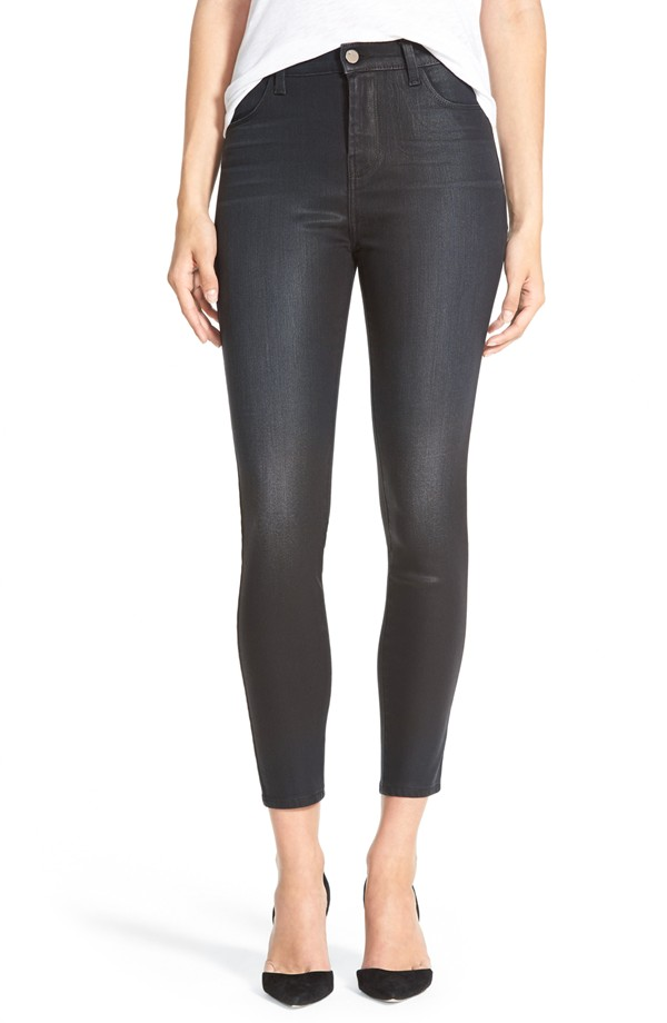 J Brand Alana High Rise Crop jeans. Nordstrom. $248.