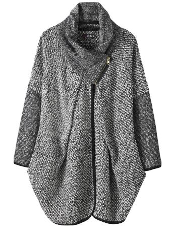 Lovedrobe Textured Coatigan. Simply Be. $114.99