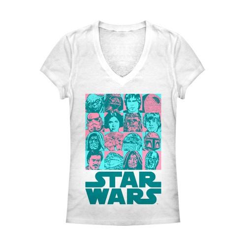 Star Wars (Junior size) Character Checkerboard. Fifth Sun. $22.