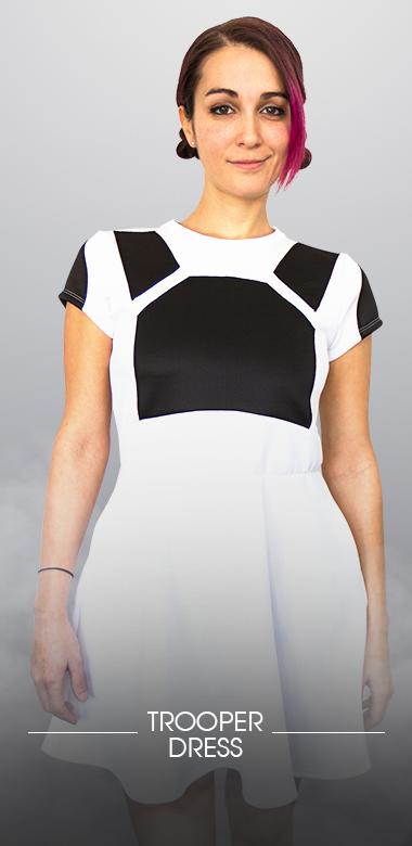 Trooper Dress. We Love Fine. $40.
