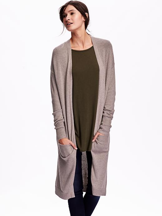 Long Open Front Cardigan. Old Navy. Was: $54 Now: $29.