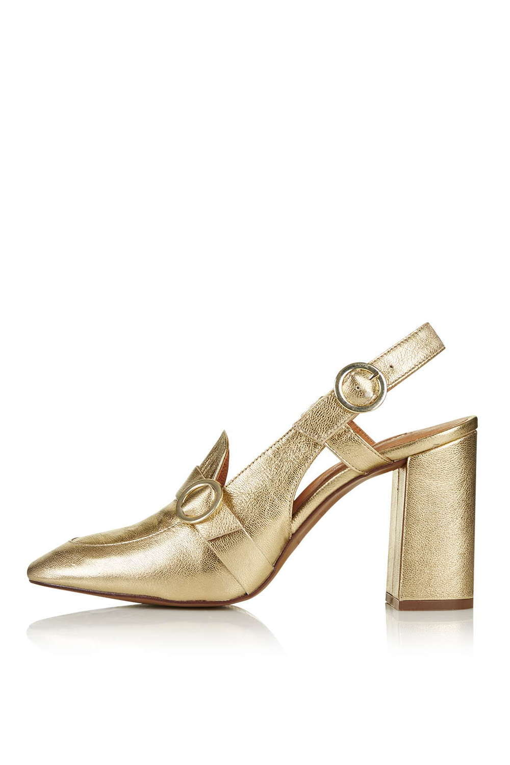 GINA Slingback Shoes. Topshop. $130.