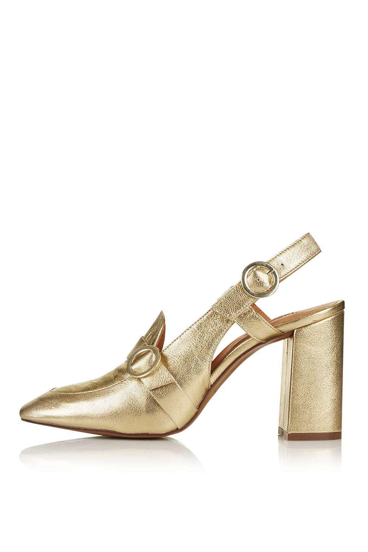 GINA Slingback Shoes. Topshop. $130.