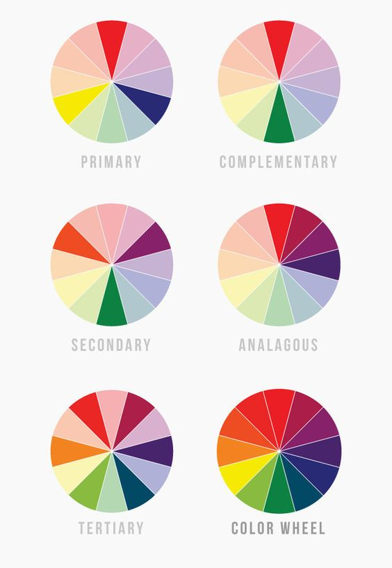 How to Choose a Color Palette For Your Room. Buzzfeed.
