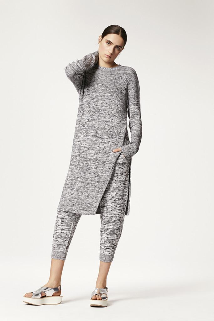 Marled Knit Pant. Kaelen. $315 Compare at: $415.