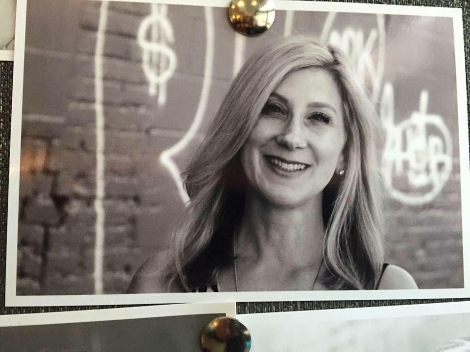 Karen Reichert, The Collage Salon.