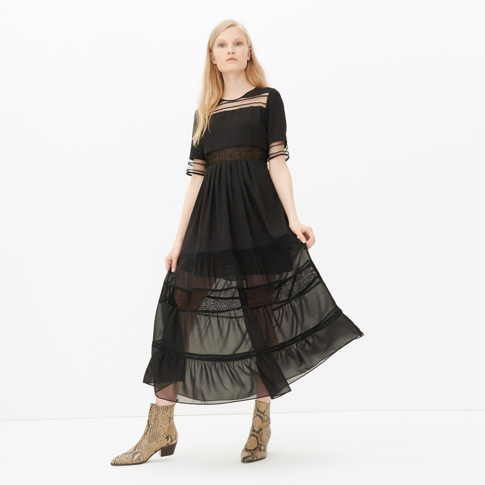 Richa Dress. Sandro. $625.